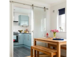 Áp dụng những ý tưởng ăn gian diện tích phòng bếp
