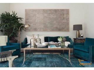 Bí quyết sử dụng nội thất có màu sắc sinh động, bắt mắt