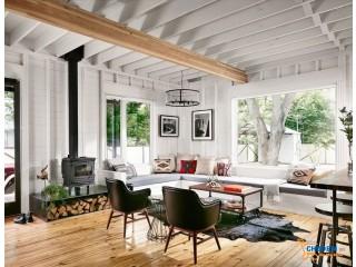Lựa chọn nội thất mềm mại, tinh tế và thanh mảnh