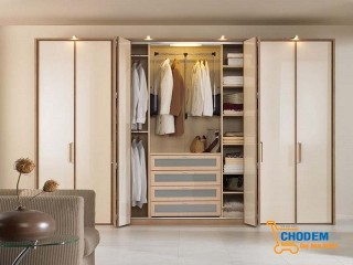 Tham khảo những gợi ý sắp xếp quần áo tối ưu và hiệu quả nhất