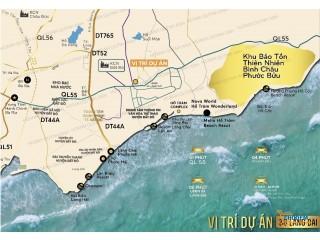 Đất nền Bà Rịa SHR chỉ trả trước 200 triệu Gần biển Hồ Tràm, chiết khấu 8%