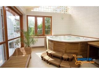 Decor phòng tắm phong cách Nhật tinh tế, nhiều cảm xúc