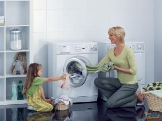 Quần áo sẽ tăng độ bền nếu sử dụng máy giặt hiệu quả
