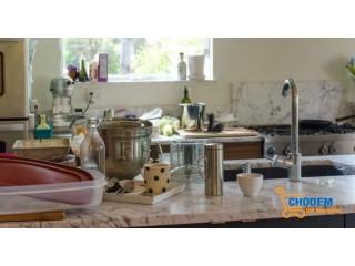 Bồn rửa bát là nơi chưa rất nhiều vi khuẩn