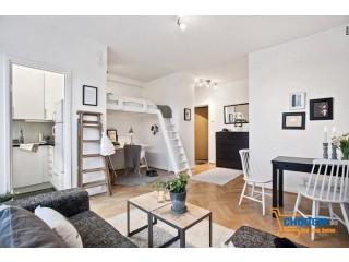 Nét đẹp giản đơn đầy thu hút của căn hộ 20m²